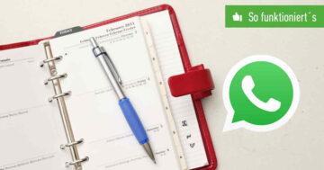 WhatsApp: Kontakte hinzufügen – So funktioniert's