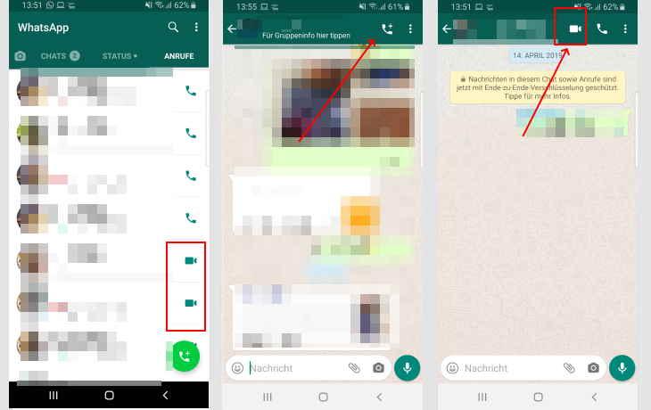 Videoanruf Mit Whatsapp So Funktioniert S