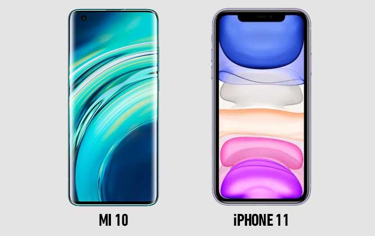 xiaomi-mi-10-vs-iphone-11-vorne