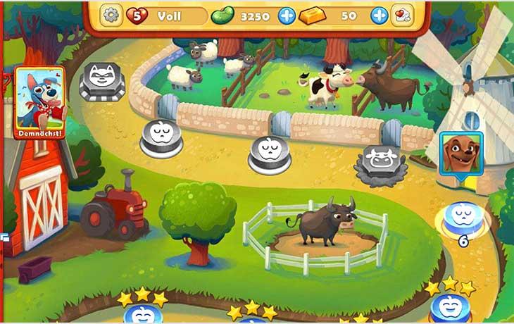 Drei Gewinnt App Farm Heroes Saga