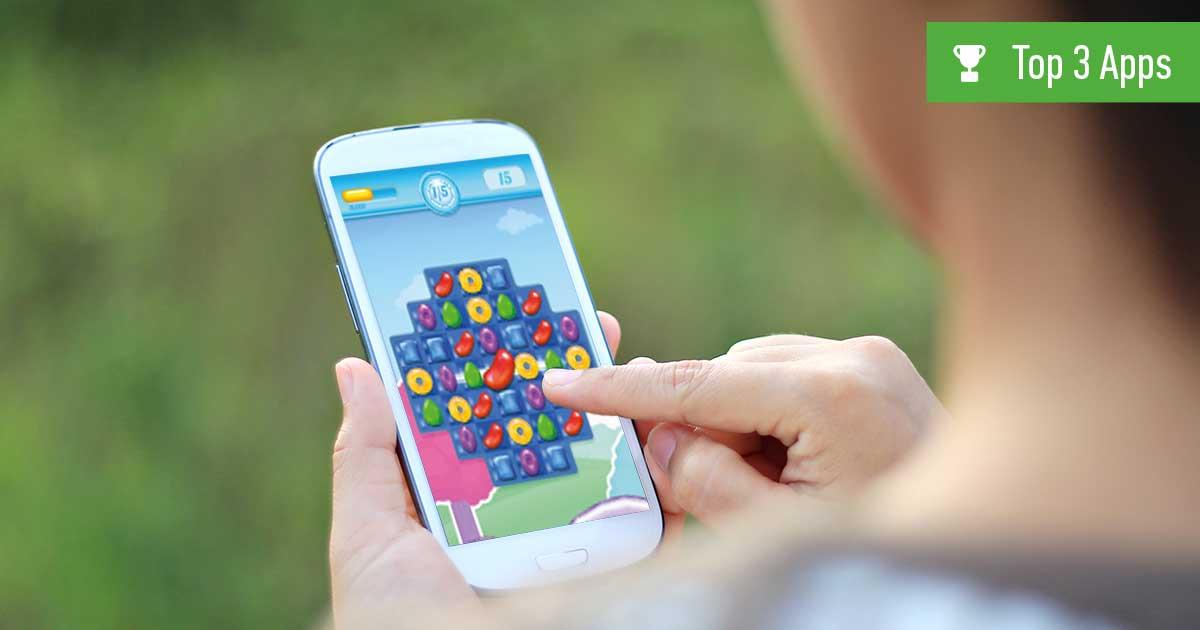 Drei Gewinnt App