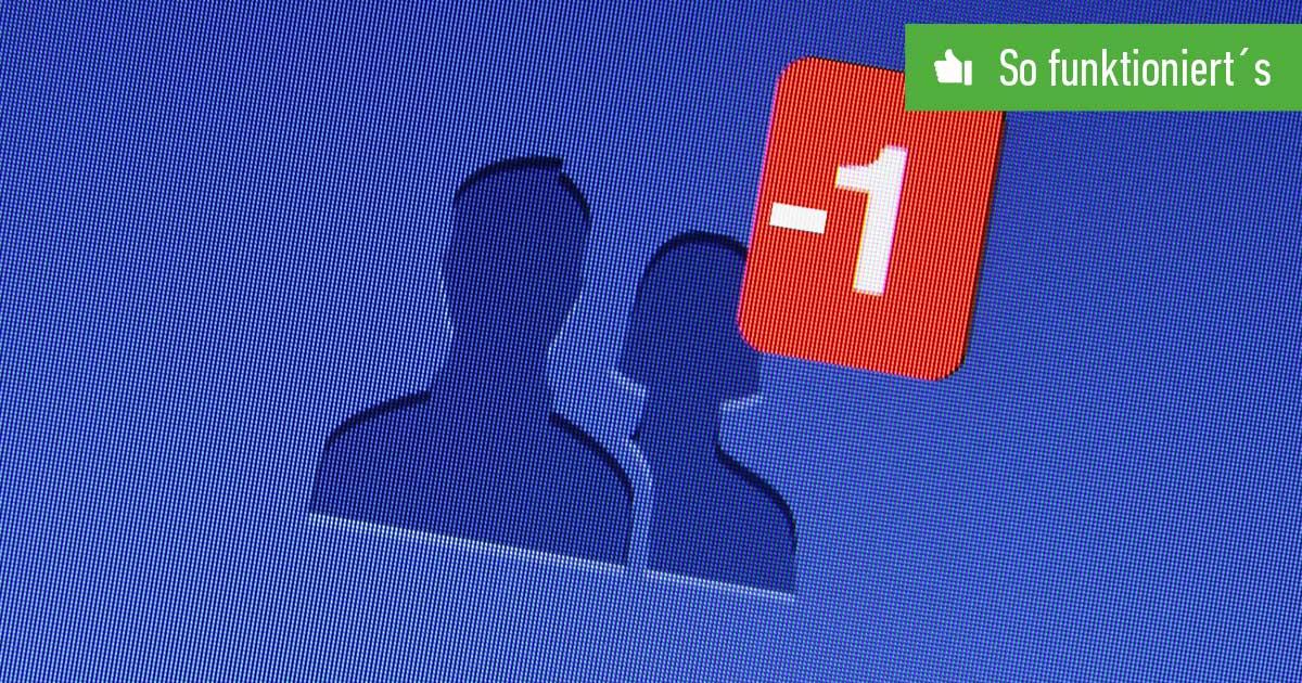 Header FB Freunde löschen
