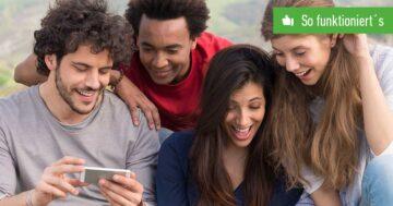 Facebook Watch Party – So funktioniert's