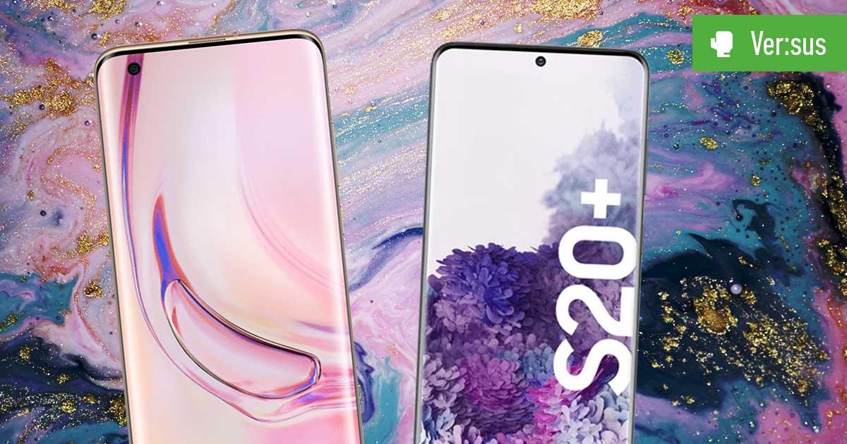 Xiaomi Mi 10 Pro vs. Galaxy S20 Plus: Vergleich
