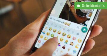WhatsApp GIF suchen und erstellen – So funktioniert's