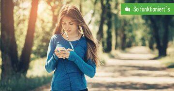 iPhone Schrittzähler aktivieren – So funktioniert's