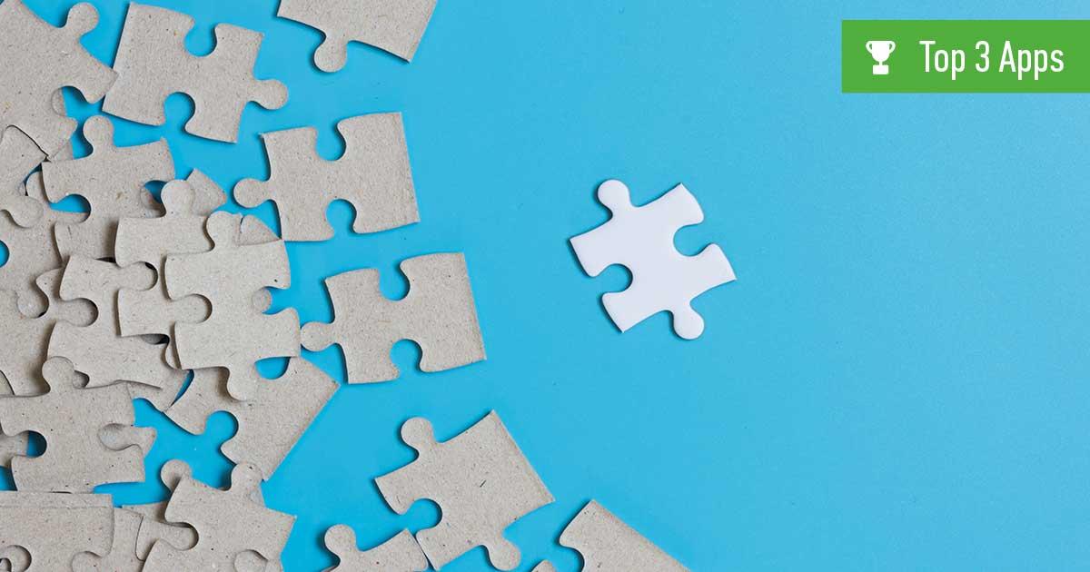 Header Puzzle App