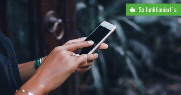 iPhone Soft Reset – So funktioniert der Neustart beim iPhone
