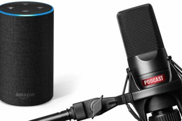 Alexa Podcast hören