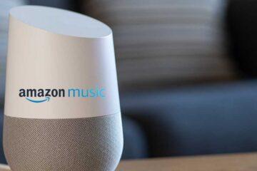 Google Home Amazon Music