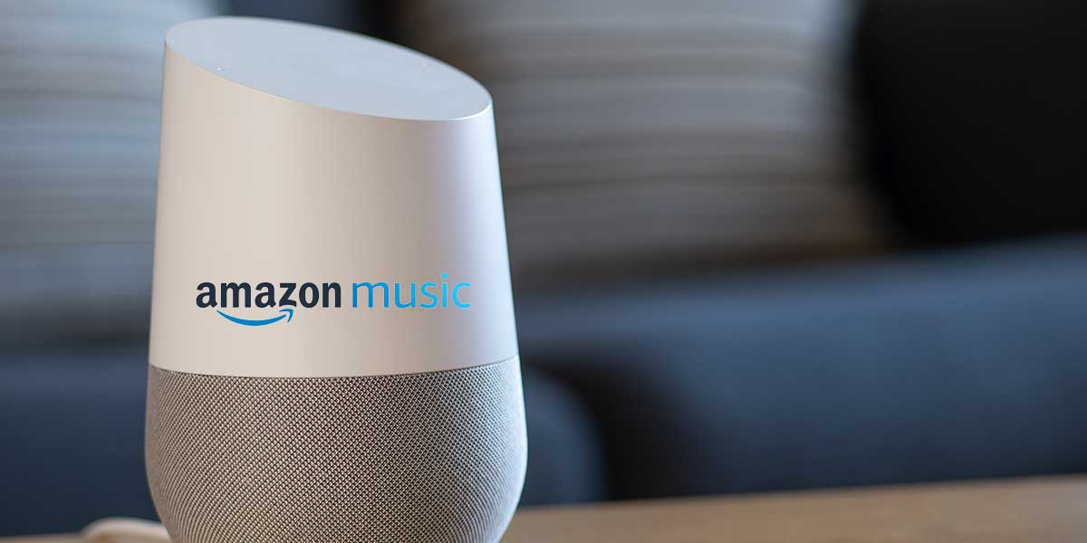 Google Home Amazon Music
