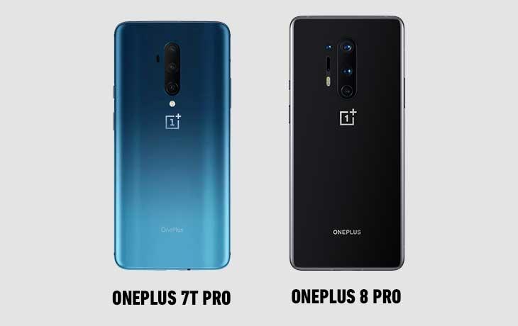 OnePlus 8 Pro vs. OnePlus 7T Pro: Leistung