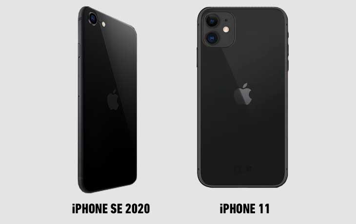 iPhone SE (2020) vs. iPhone 11: Leistung