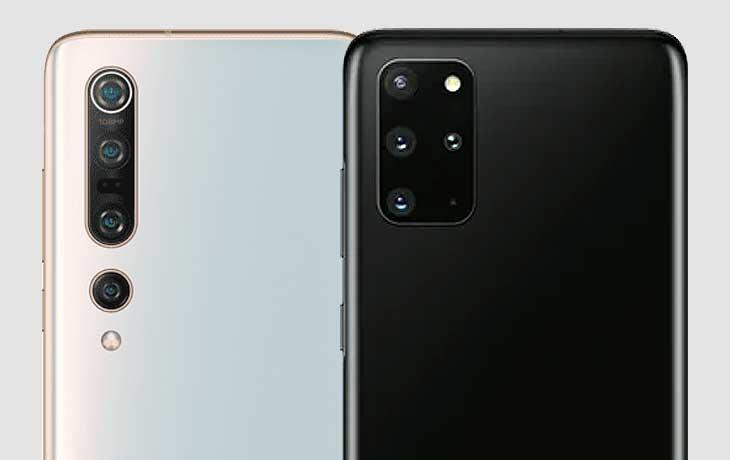 Xiaomi Mi 10 Pro vs. Galaxy S20 Plus: Kamera