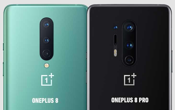 OnePlus 8 und OnePlus 8 Pro Kameravergleich