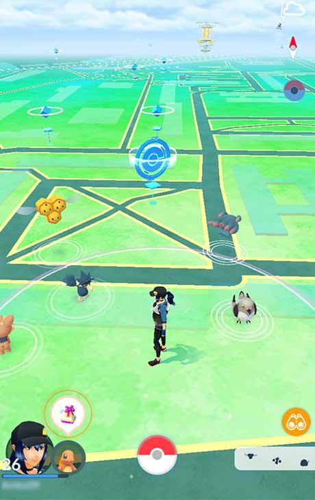 Pokémon GO zu hause spielen