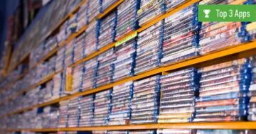 DVD- und Blu-ray-Sammlung verwalten: 3 Apps für Filmliebhaber