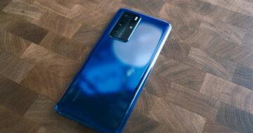 Sind das Huawei P40, P40 Lite und P40 Pro wasserdicht?