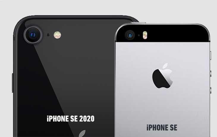 iPhone SE 2020 und iPhone SE 2016 Kameras