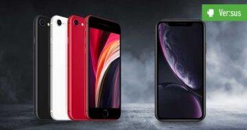 iPhone SE (2020) vs. iPhone Xr – Der Generationenvergleich