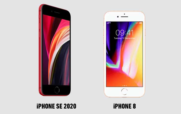 iphone-se-2020-vs-iphone-8-front