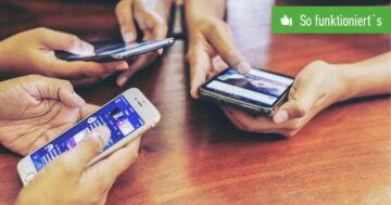 iPhone: WLAN-Passwort teilen – So funktioniert's