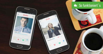 Tinder ohne Facebook nutzen – So funktioniert's