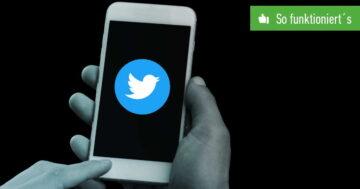 Twitter: Dark Mode – So funktioniert's bei Android und iOS