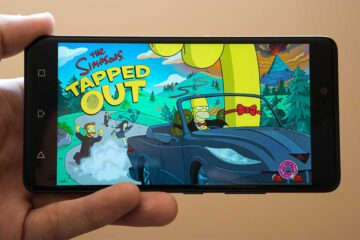 Die Simpsons Tapped Out Springfield