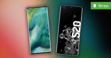 Galaxy S20 Ultra vs. Oppo Find X2 Pro: Vergleich der neuen Rivalen