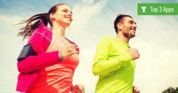 Lauf-App – Die drei besten kostenlosen Apps für Deine Jogging-Runde