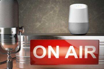 Mit Google Home Radio hören