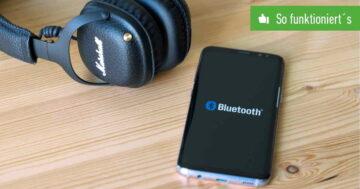 Bluetooth-Geräte umbenennen – So funktioniert's bei iOS und Android