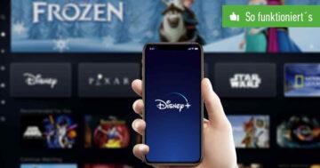 Disney+: Fehlercode 83 und andere Störungen in der App beheben