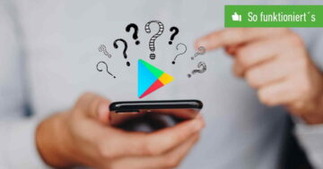 "Google Play Store: ""Warten auf Download"" – Was tun?"