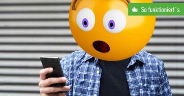 Memoji bei Android erstellen – So funktioniert's