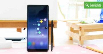 Samsung Galaxy Note 20: Erscheinungsdatum, Gerüchte und Infos