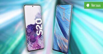 Samsung Galaxy S20 vs. Oppo Find X2 Neo im Vergleich: Duell in der Oberklasse