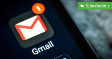 Gmail: Dark Mode aktivieren – So funktioniert's bei Android und iOS