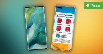 Oppo Find X2 Pro vs. Huawei P40 Pro: Vergleich der Handy-Giganten