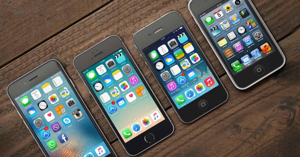 iphone-generationen