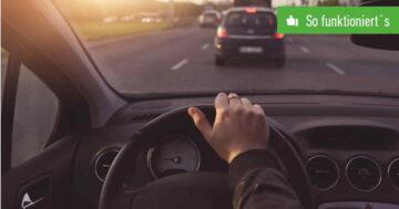 Navigation nach Hause einstellen und starten – So funktioniert's