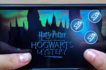 Harry Potter Hogwarts Mystery Energie