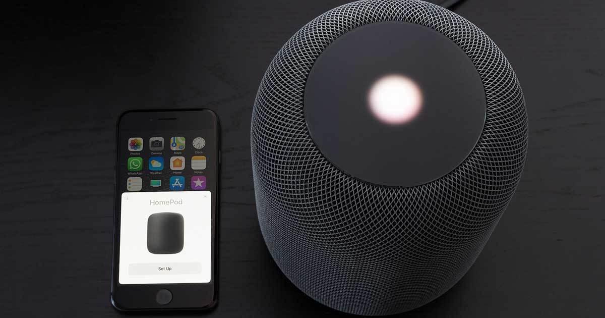 Apple HomePod: WLAN ändern