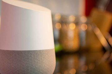 Google Home: WLAN ändern