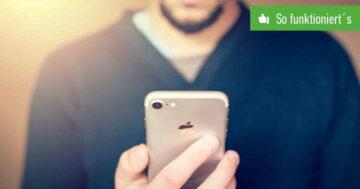 iPhone: Wartungsmodus (DFU) aktivieren und beenden – So funktioniert's