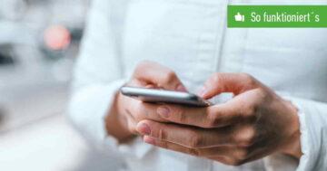 Wischen statt Tippen: Tastatur-Einstellung für iPhone und Android – So geht's