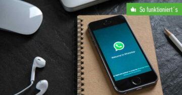 WhatsApp: QR-Code finden und scannen – So funktioniert's