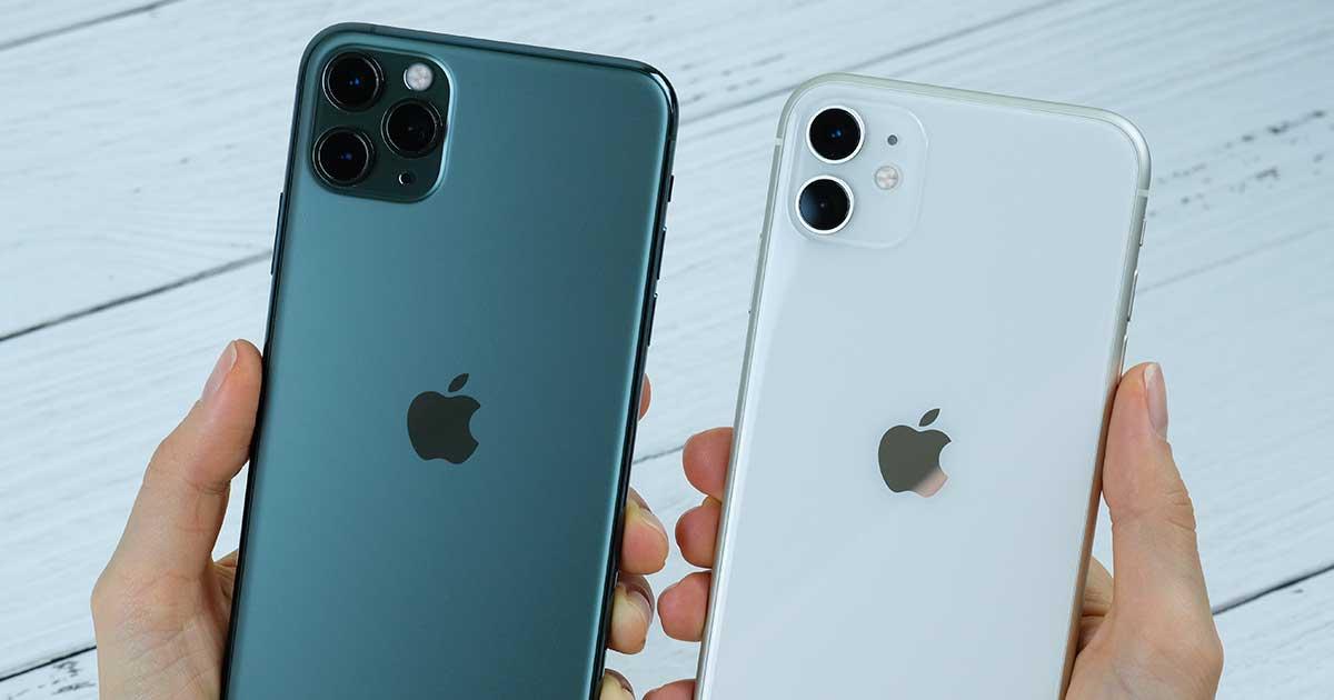 Bestenliste iPhones Header