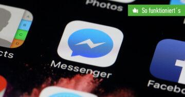 Facebook Nachrichtenanfragen – So findest Du den versteckten Ordner